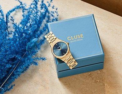 Zegarki od marki Cluse jako idealny towarzysz wakacji.