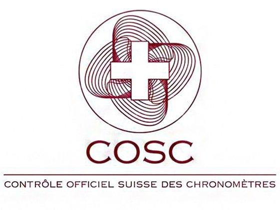 Certyfikat COSC