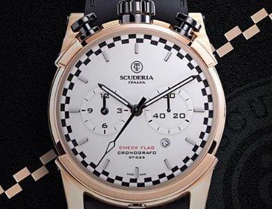 Zegarki CT Scuderia dostępne w ZEGAREK.NET! - ciekawostki marki