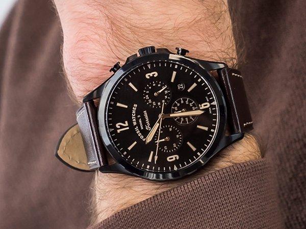Fossil Forrester – zjawiskowy zegarek retro