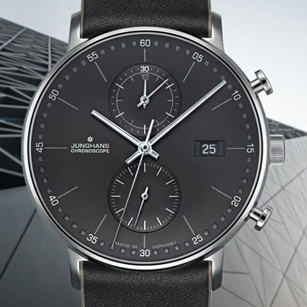 Niemiecki zegarek Junghans