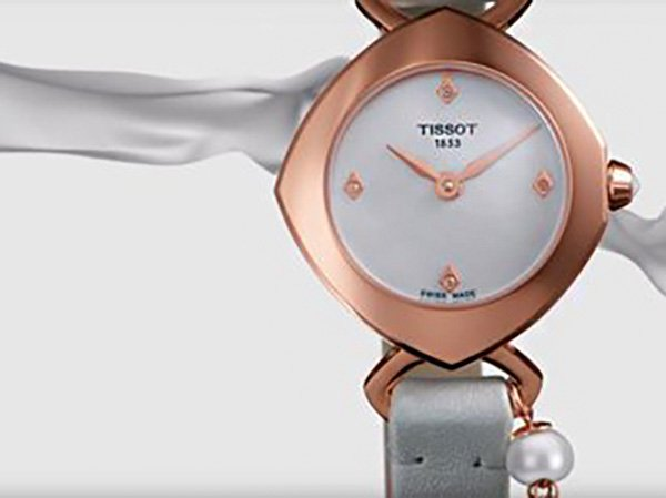 Do czego nosić zegarki Tissot Femini-T?