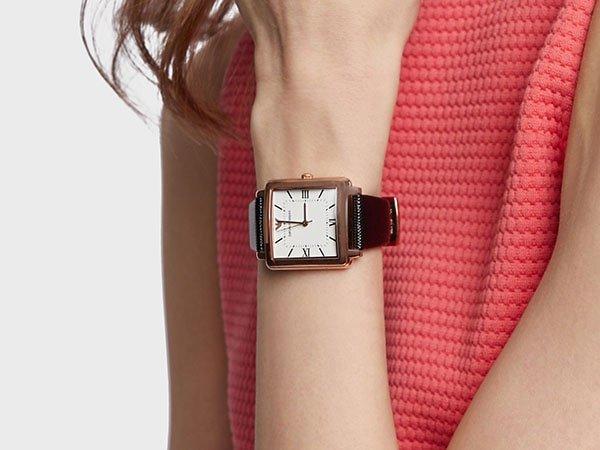 Jaki zegarek Emporio Armani na pasku wybrać?