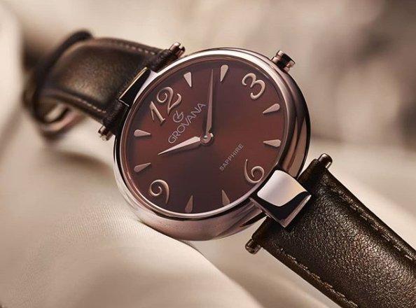 Elegancki zegarek Grovana.