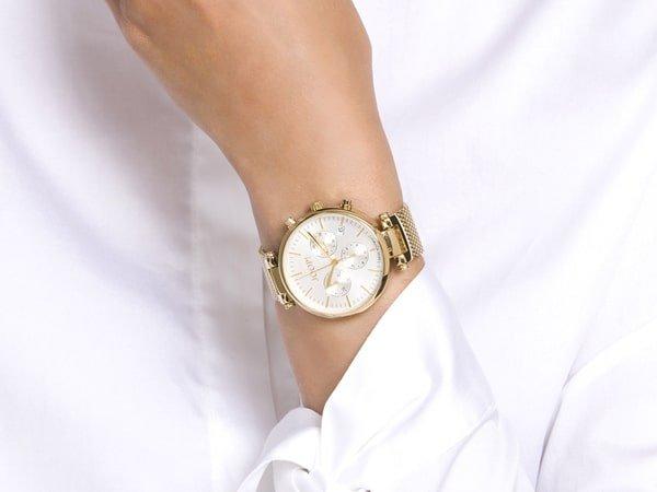 Zegarki JOOP! na bransolecie mediolańskiej