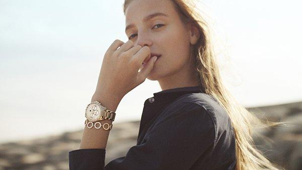 Damski zegarek Tommy Hilfiger.