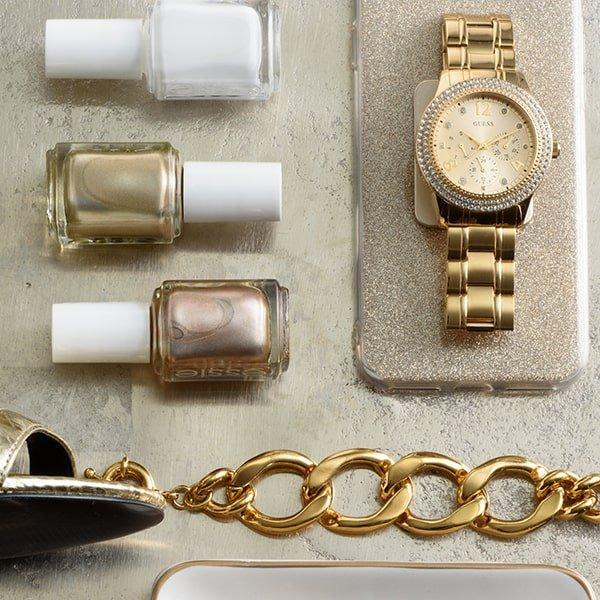 Niepowtarzalny zegarek Guess dla modej kobiety