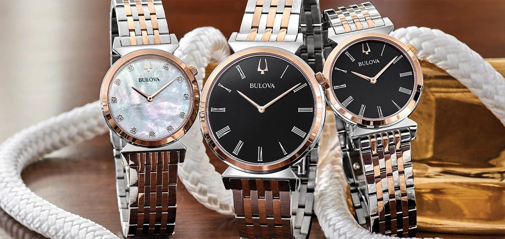 Wyjątkowe zegarki Bulova dla niej