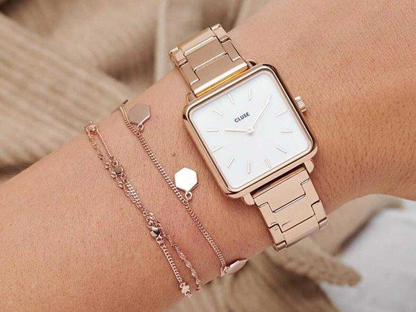 Idealne na każdy dzień zegarki Cluse damskie.