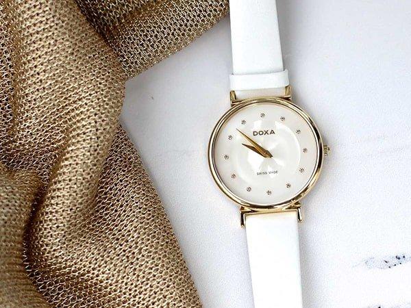 Szwajcarska elegancja, czyli zegarki Doxa damskie
