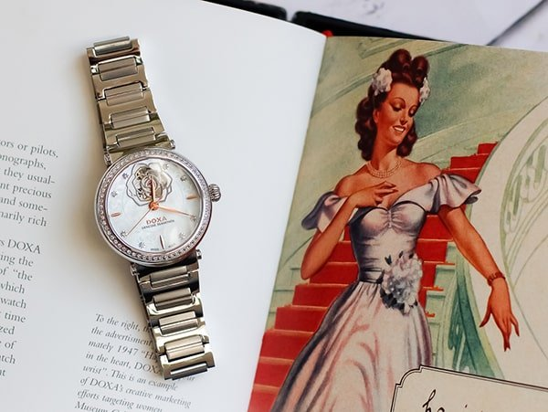 Szwajcarska klasyka, czyli zegarki Doxa damskie