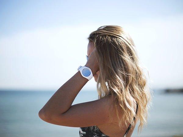 stylowy design zegarków Ice Watch damskich
