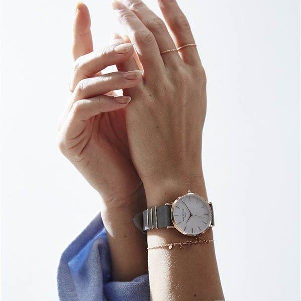 Dlaczego warto wybrać zegarek Rosefield damski?