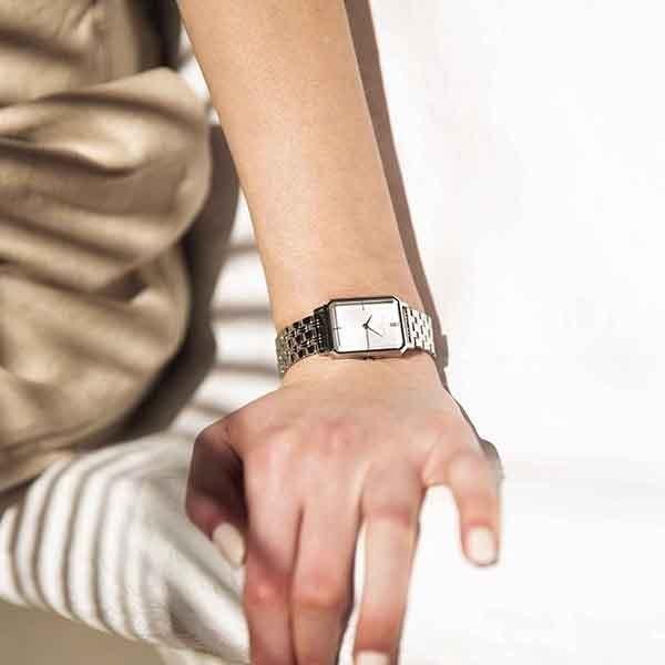 Sprawdzone rozwiązania w zegarkach Rosefield damskich