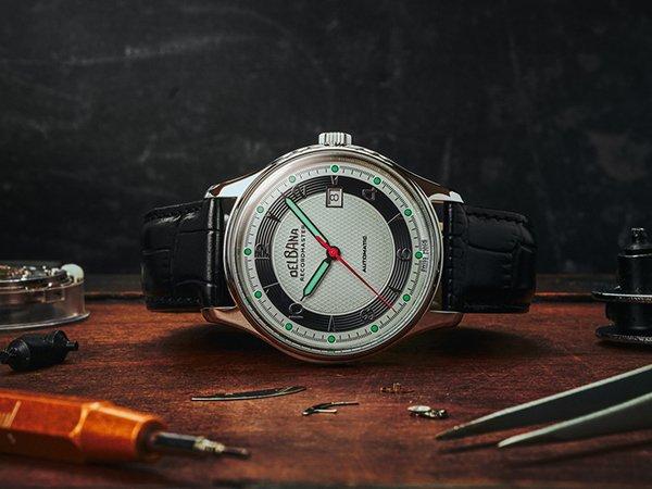 Włoski kliemat w zegarkach Delbana
