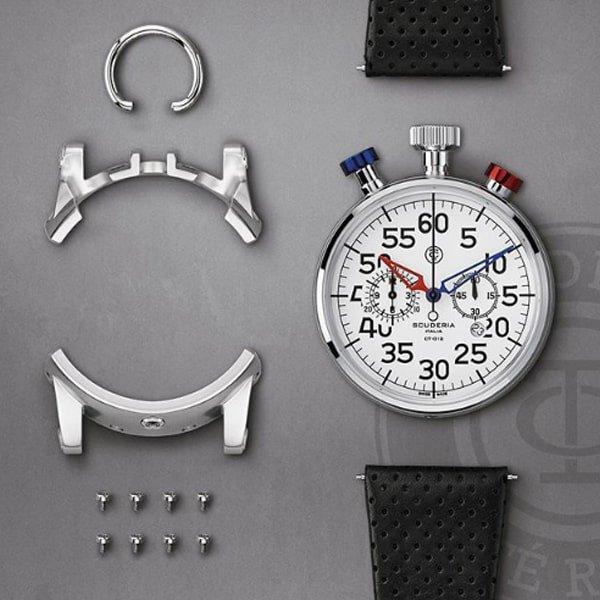 Początki zegarków CT Scuderia