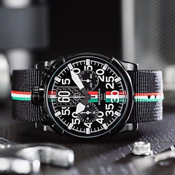 Nowe zegarki CT Scuderia