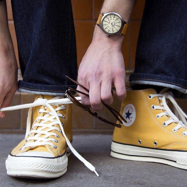 Designerski zegarek Timex Expedition dla każdego.