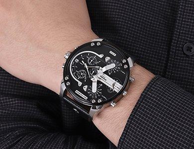 Zegarek Diesel – niekonwencjonalny i innowacyjny. Odkryj zegarki Diesel