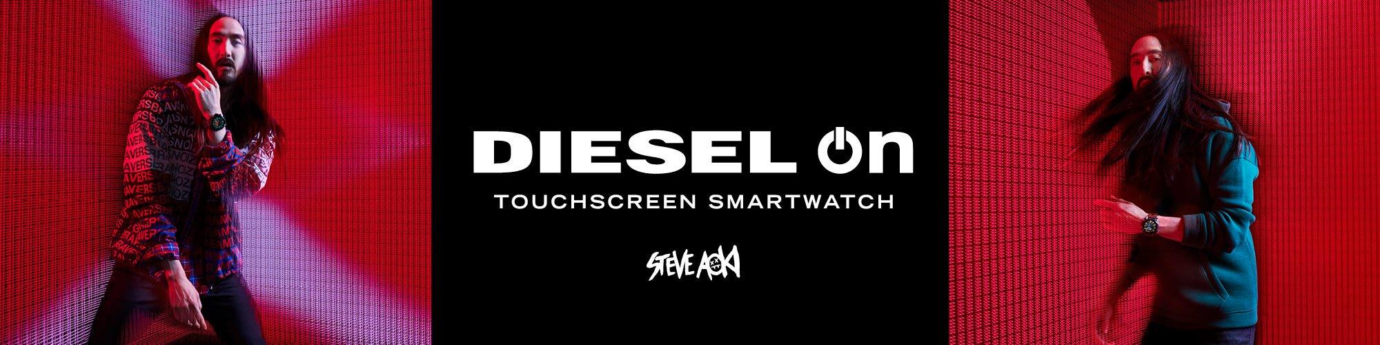 Zegarek Diesel On