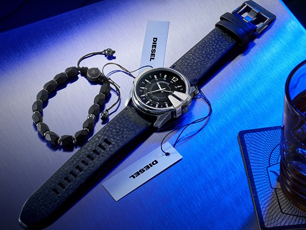 Atrakcyjne zegarki Diesel