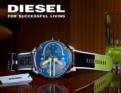 Zegarek Diesel: jak odróżnić oryginał od podróbki?