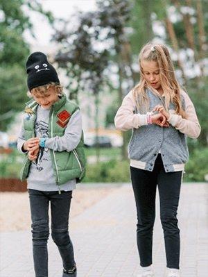 Specyfikacja techniczna dziecięcych smartwatchy Gerett