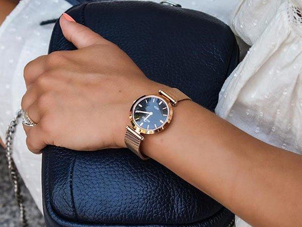 Specyfikacja techniczna zegarków Bisset