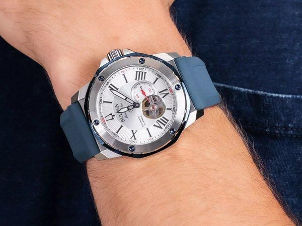 Historia zegarków Bulova