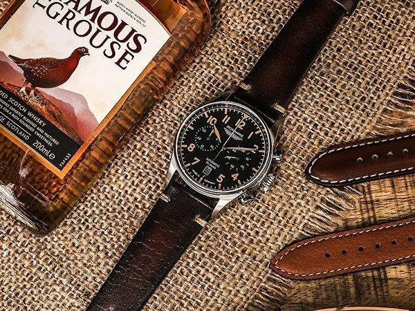 Historia niezwykłej niemieckiej jakości zegarków Iron Annie