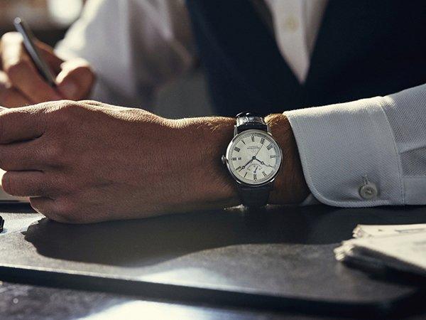 Elegancki zegarek Orient Star