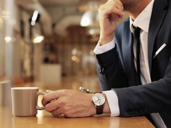 Klasyczny, męski zegarek Orient Star