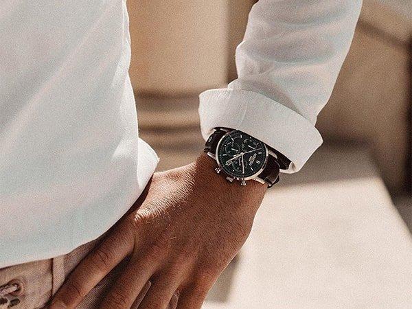 Stylowy zegarek Roamer Vanguard dla mężczyzn na każdą okazje.