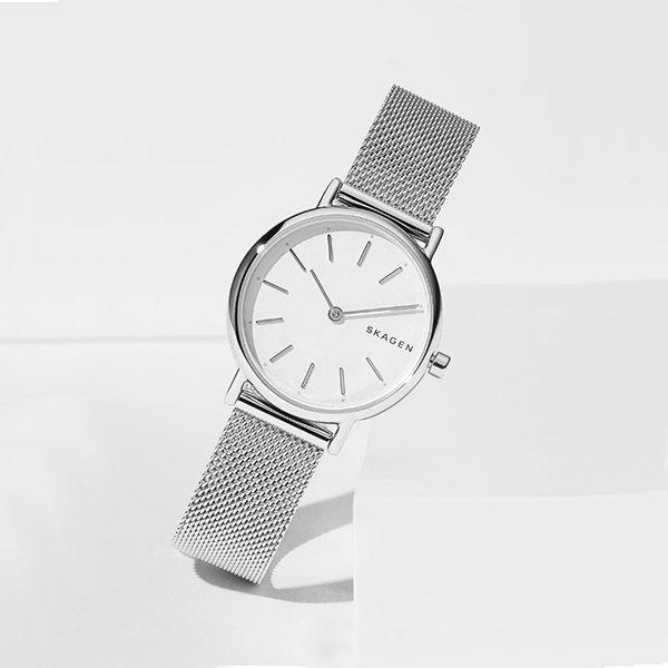 precyzja wykonania zegarków skagen