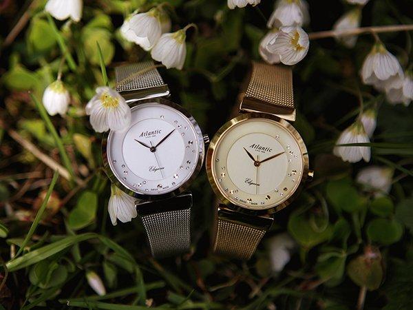 Zegarek damski Atlantic Elegance dla każdej kobiety