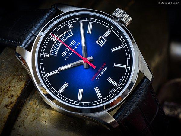 EPOS Passion Poland Limited Edition – zegarek z polskim datownikiem