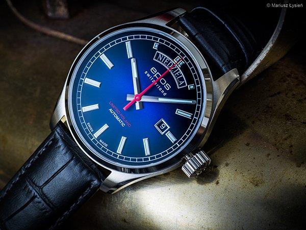 Elegancki zegarek EPOS Polskiej edycji