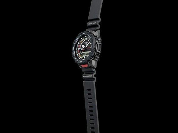 100%Najlepsze brania na całym świecie tylko z zegarkiem Casio ProTrek