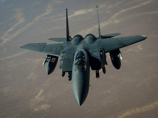 Myśliwiec F-15 - ikona lotnictwa armii USA inspiracją kolekcji Diesel Chief