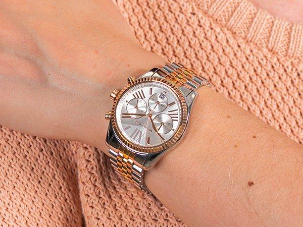 Wysokiej jakości wykonania zegarki Michael Kors Lexington idealne na każdą okazję oraz pasujące do każdej stylizacji