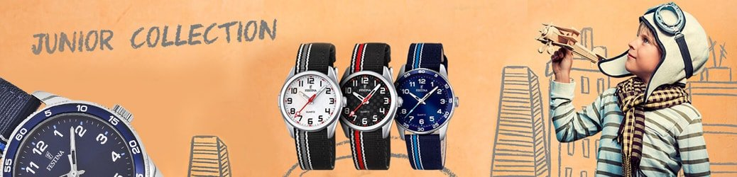 Zegarki Festina Junior