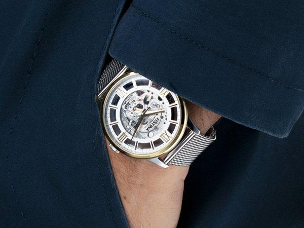 Zegarki skeleton w ofercie marki Festina