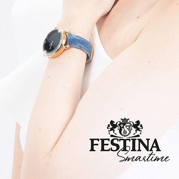 Zadbaj o zdrowie z zegarkiem Festina Smartime
