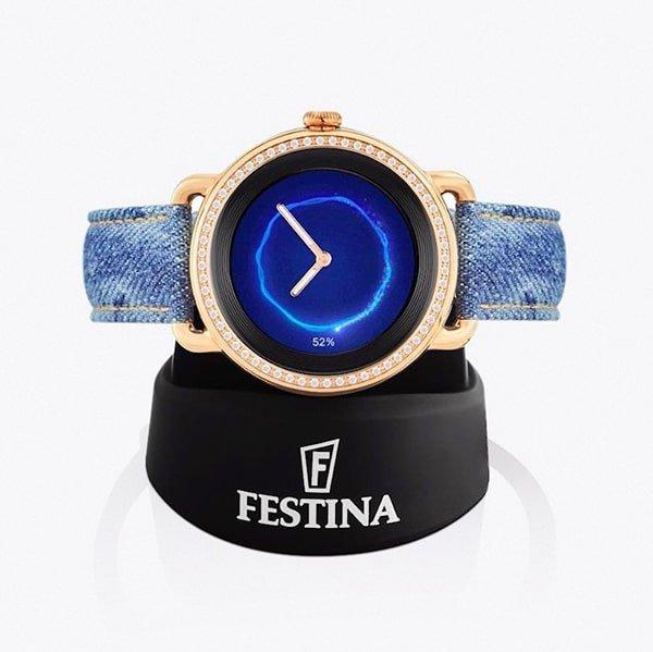 Zadbaj o zdrowie i dobre samopoczucie z zegarkiem Festina Smartime