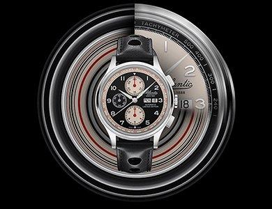 Limitowane zegarki Atlantic Worldmaster Valjoux