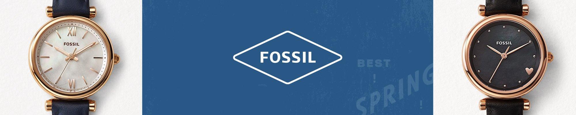 Damski zegarek Fossil