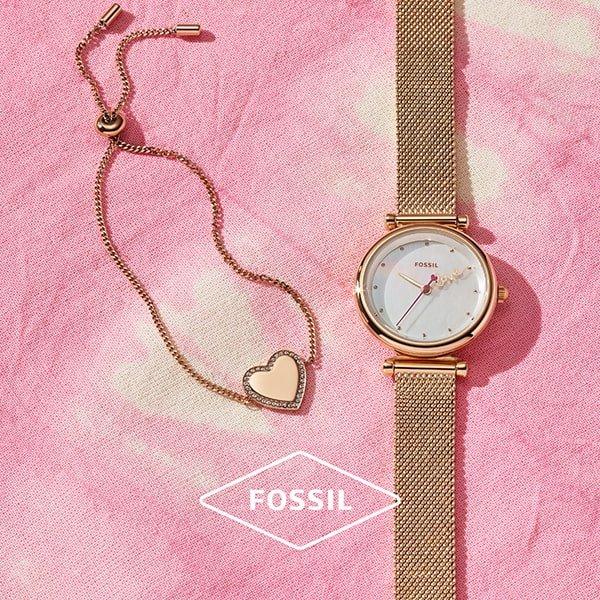 Kobiecy zegarek Fossil