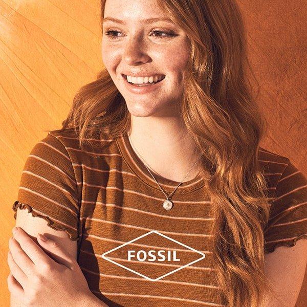 Intrygujące damskie zegarki Fossil