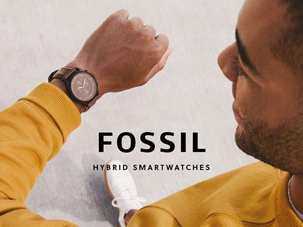 Specyfikacja męskich zegarków Fossil
