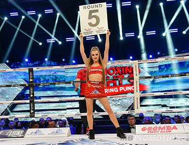 Vostok Europe i ZEGAREK.NET na gali MB Boxing Night #9!